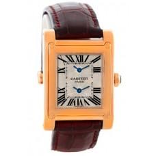Cartier Tank Louis hombres Reloj W1537651