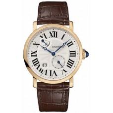 Rotonde de Cartier hombres Reloj W1556203
