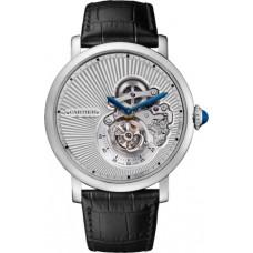 Rotonde de Cartier Flying Tourbillon reversed dial reloj Replicas