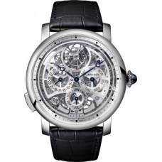 Rotonde de Cartier Grande Complication skeleton reloj Replicas