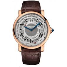 Rotonde de Cartier hombres Reloj W1580001
