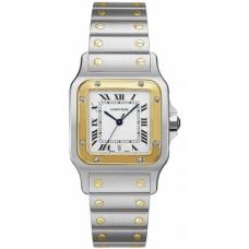 Cartier Santos Cuarzo hombres Reloj W20011C4