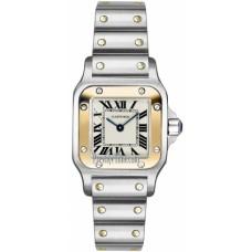 Cartier Santos Galbee Cuarzo reloj de senora W20012C4