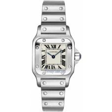 Cartier Santos Galbee Cuarzo reloj de senora W20056D6