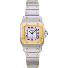 Cartier Santos reloj de senora W20057C4