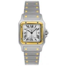 Cartier Santos hombres Reloj W20058C4