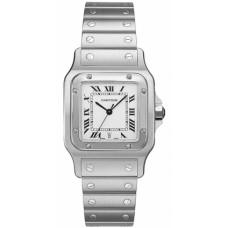 Cartier Santos Cuarzo hombres Reloj W20060D6