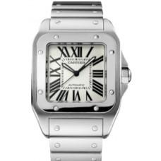 Cartier Santos 100 hombres Reloj W200737G