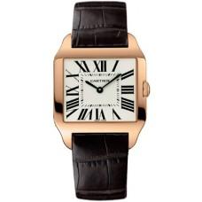 Cartier Santos Dumont reloj de senora W2009251