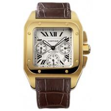 Cartier Santos hombres Reloj W20096Y1