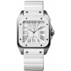 Cartier Santos 100 reloj de senora W20122U2
