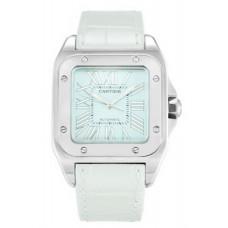 Cartier Santos 100 reloj de senora W20132X8