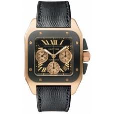 Cartier Santos hombres Reloj W2020003