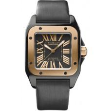 Cartier Santos 100 hombres Reloj W2020007
