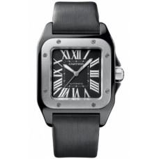 Cartier Santos 100 hombres Reloj W2020008