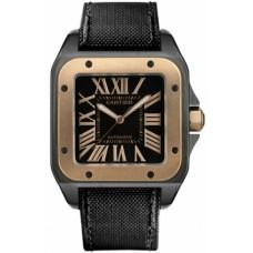 Cartier Santos 100 hombres Reloj W2020009