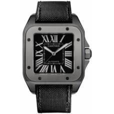 Cartier Santos 100 hombres Reloj W2020010