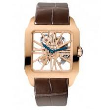 Cartier Santos Dumont hombres Reloj W2020057