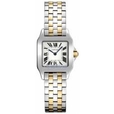 Cartier Santos Demoiselle Small reloj de senora W25066Z6