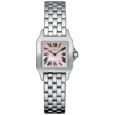 Cartier Santos Demoiselle Small reloj de senora W25075Z5