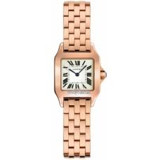 Cartier Santos Demoiselle Mini reloj de senora W25077X9