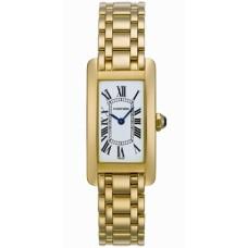Cartier Tank Americaine reloj de senora W26015K2