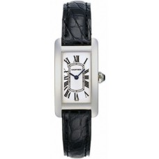 Cartier Tank Americaine reloj de senora W2601956