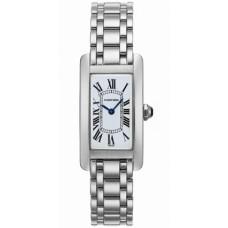 Cartier Tank Americaine reloj de senora W26019L1