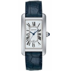 Cartier Tank Americaine hombres Reloj W2603256