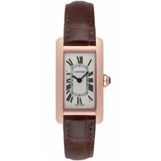 Cartier Tank Americaine reloj de senora W2607456