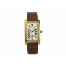Cartier Tank Automatic hombres Reloj W2609756