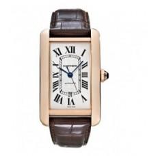 Cartier Tank Americaine hombres Reloj W2609856
