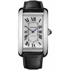Cartier Tank Americaine hombres Reloj W2609956