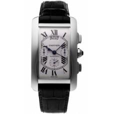 Cartier Tank Americaine hombres Reloj W2610651