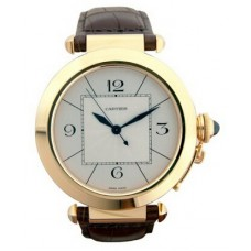 Cartier Pasha hombres Reloj W3018651