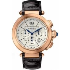 Cartier Pasha hombres Reloj W3019951
