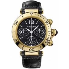 Cartier Pasha hombres Reloj W3030017