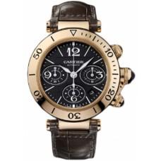 Cartier Pasha hombres Reloj W3030018