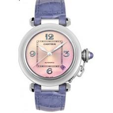 Cartier Pasha reloj de senora W3108199