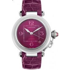 Cartier Pasha reloj de senora W3108299