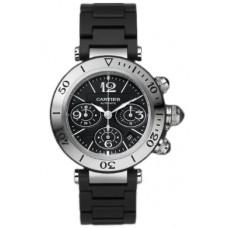 Cartier Pasha hombres Reloj W31088U2