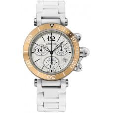 Cartier Pasha reloj de senora W3140004
