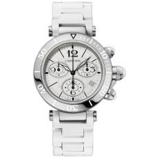 Cartier Pasha reloj de senora W3140005