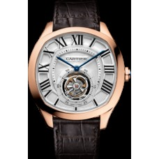 Drive de Cartier Flying Tourbillon reloj W4100013  Replicas