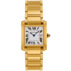 Cartier Tank Francaise Reloj W50014N2