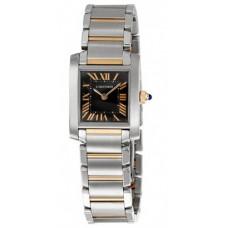 Cartier Tank Francaise Small reloj de senora W5010001