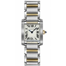 Cartier Tank Francaise reloj de senora W51007Q4