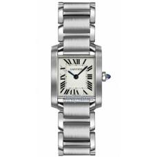 Cartier Tank Francaise reloj de senora W51011Q3