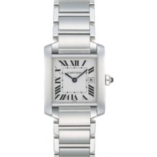 Cartier Tank Francaise Reloj W51011Q3