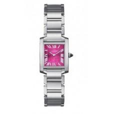 Cartier Tank Francaise reloj de senora W51030Q3